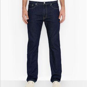 Men's Levi's 513 stretch jeans